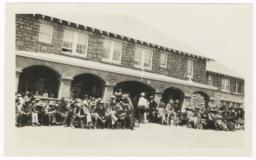 Dedication of New Hospital at Ganado, Arizona