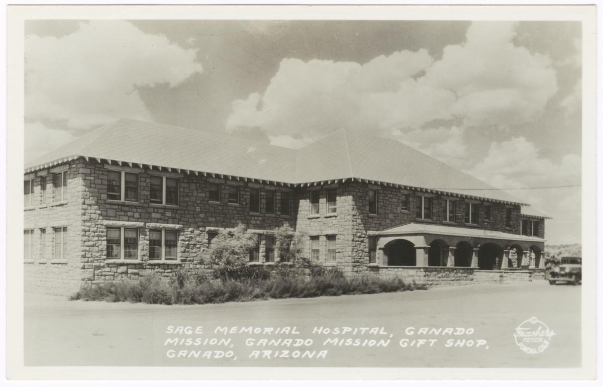 Sage Memorial Hospital, Ganado, Arizona