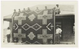 Large Navajo Rug