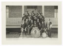 Pueblo Bonito School Band