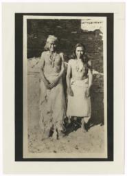 Two Older Navajo Men