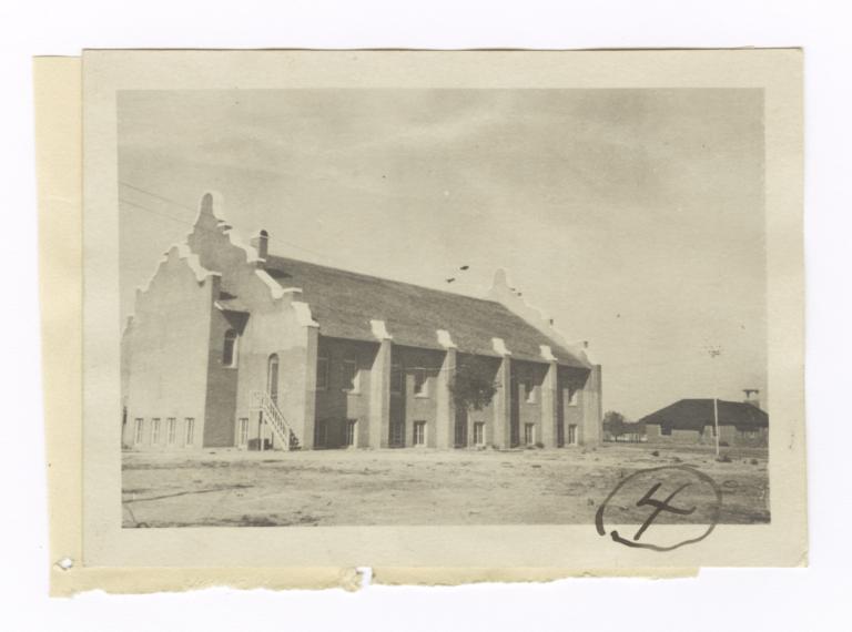Unidentified Church Building