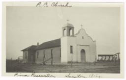 Roman Catholic Church Building, Sacation, Arizona