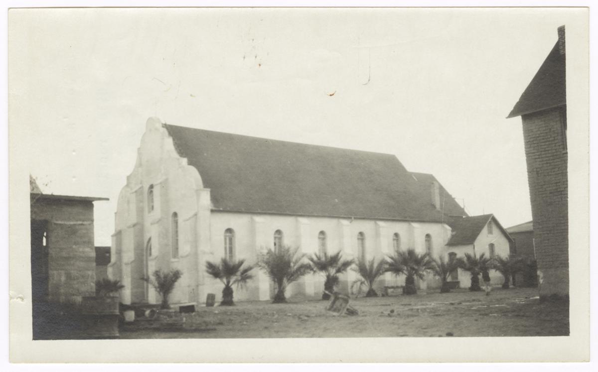 St. John's Roman Catholic Church, Gila Crossing, Arizona