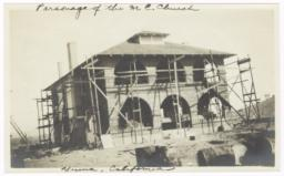 Parsonage of the Methodist Church, Yuma, Arizona