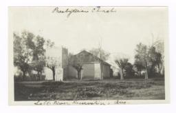 Presbyterian Church Building, Salt River Indian Reservation, Arizona