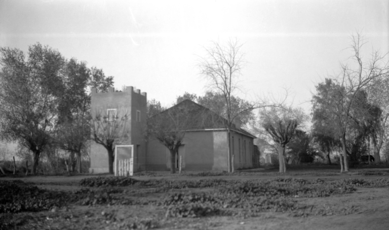 Presbyterian Church Building, Salt River Indian Reservation, Arizona