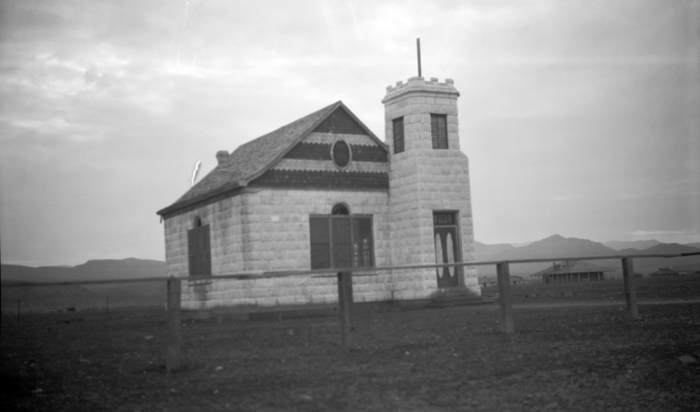 Grace Lutheran Church Building, San Carlos Indian Reservation, Arizona