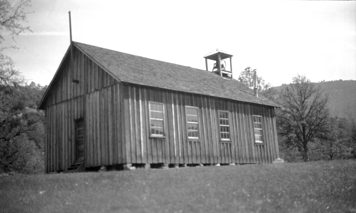Coarse Gold Baptist Indian Church