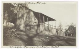 Native American Home, Jackson, California