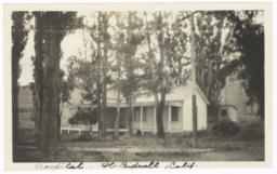 Hospital, Fort Bidwell, California