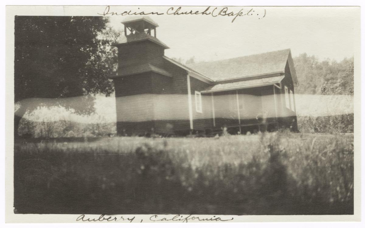Baptist Mission Church, Auberry, California