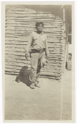 Mohave Policeman, Needles, California