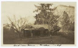 Indian Home, Hoopa, California