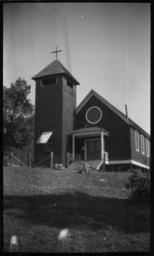 Church Building, Hoopa, California