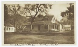 Employee's Cottage, Hoopa, California