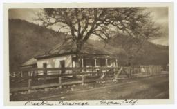 Presbyterian Parsonage, Hoopa, California