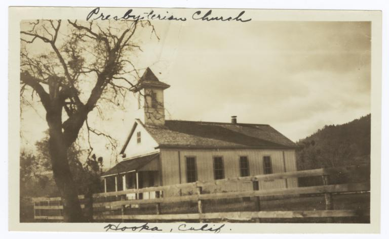 Presbyterian Church, Hoopa, California