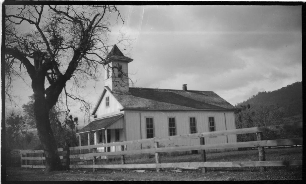Presbyterian Church, Hoopa, California