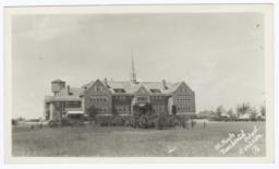 St. Pauls Residential School, Cardston, Alberta