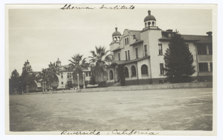 Sherman Institute Buildings, Riverside, California