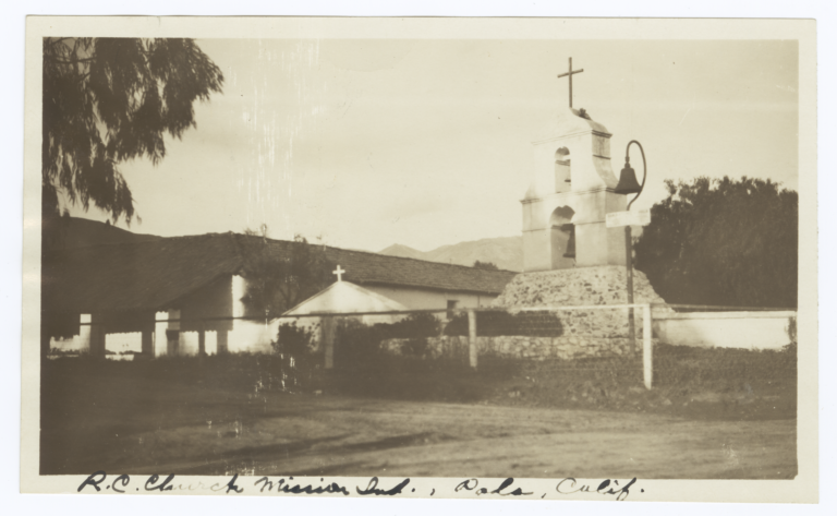 Roman Catholic Church Building, Pala, California