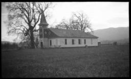 Methodist Episcopal Church, Round Valley Reservation, California