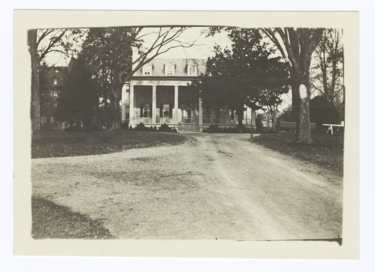 Mansion House at the Hampton Institute, Hampton, Virginia