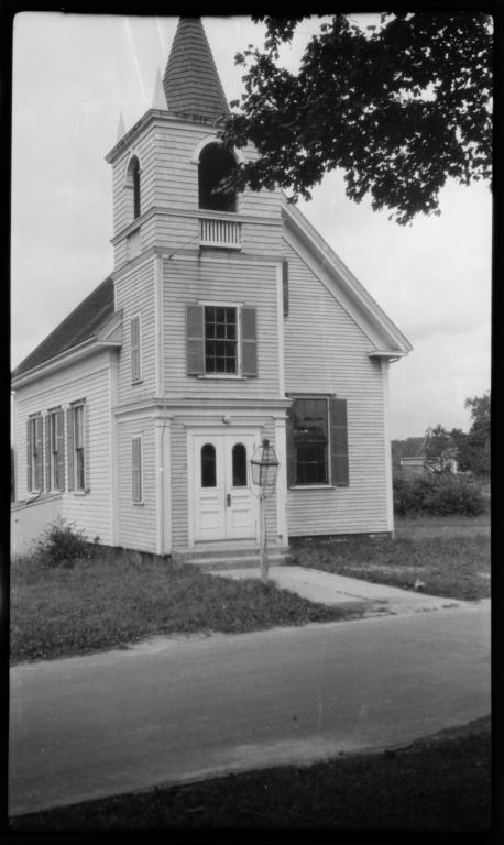Wood Church