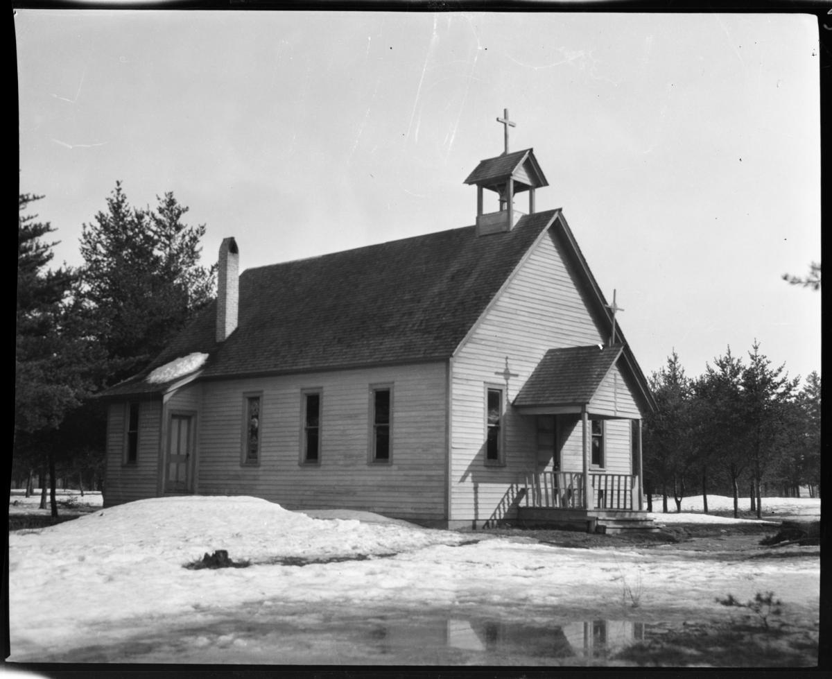 St. Matthew Protestant Episcopal Church, Leech Lake Indian Reservation, Minnesota