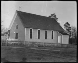 St. John's Mercer Memorial Protestant Episcopal Church, Leech Lake Indian Reservation, Minnesota