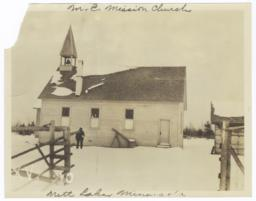 Methodist Episcopal Mission Church, Nett Lake, Minnesota