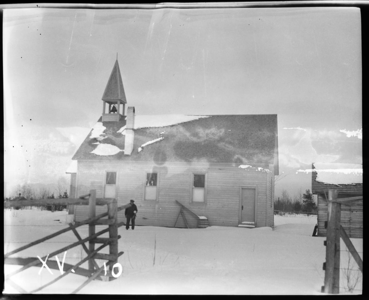 Methodist Episcopal Mission Church, Nett Lake, Minnesota