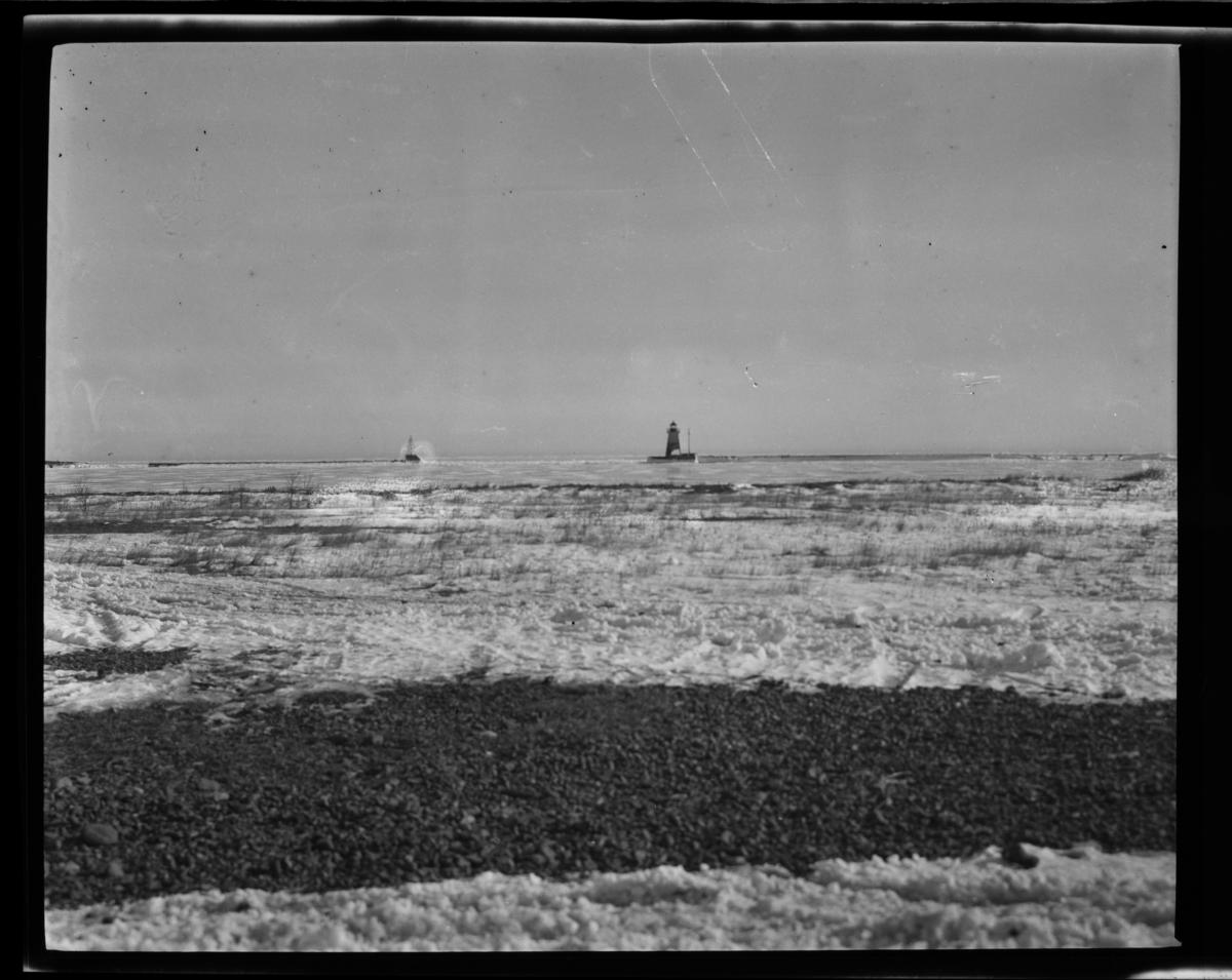 Lighthouse at Grand Marais, Minnesota