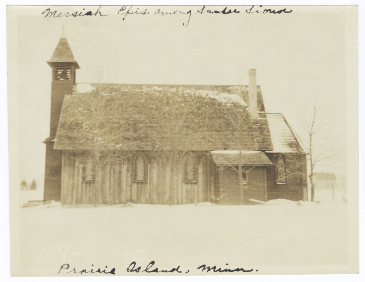 Church of the Messiah, Prairie Island, Minnesota