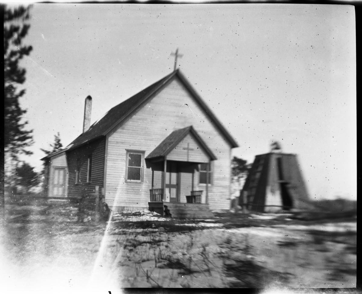 St. Antipas Episcopal Church, Redby, Minnesota