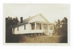 Day School Teacher Cottage, Mississippi Choctaw Agency, Tucker, Mississippi
