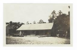 Teacher's Cottage at Pearl River, Mississippi