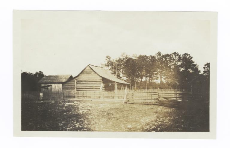 Choctaw Home, near Tucker, Mississippi