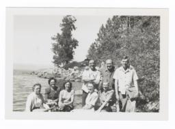 Group at the Western Regional Conference, 1947