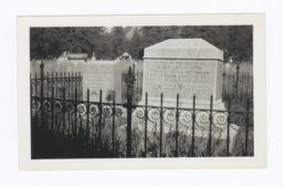 Gravestones of Kate McBeth and Susan Law McBeth (Missionary to the Nez Perces)