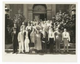 Group at the National Conference of the Fellowship of Indian Workers, Madison, Wisconsin