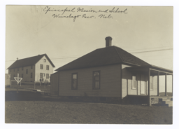 Episcopal Mission and School, Nebraska