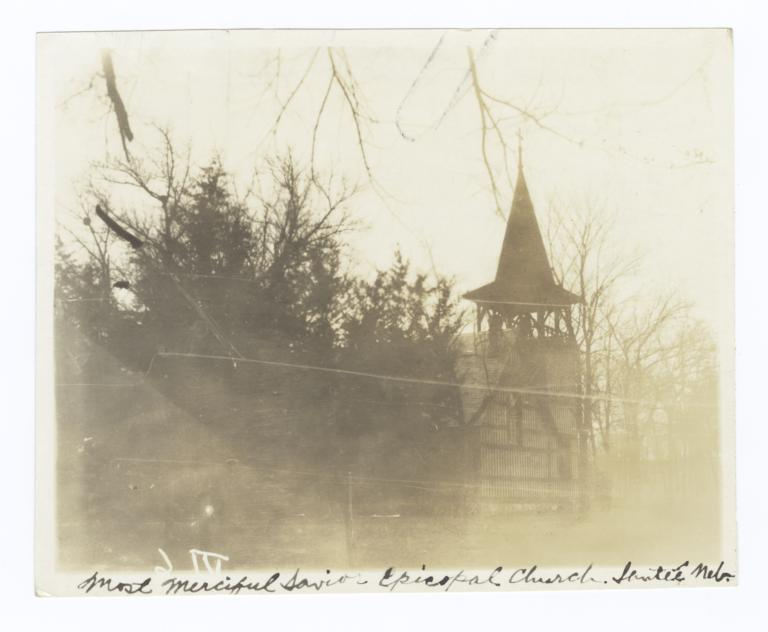 Most Merciful Savior Episcopal Church, Santee, Nebraska