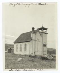 Bazile Congregational Church, Santee Sioux, Nebraska
