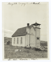 Bazile Congregational Church, Santee Sioux, Nebraska