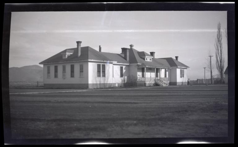 Hospital, Carson Indian School, Stewart, Nevada