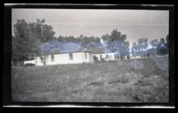 Walker River Agency, Employees' Cottages, Schurz, Nevada