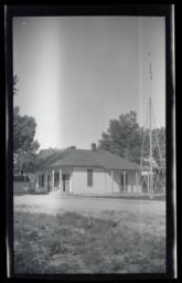Walker River Agency, Office Building, Schurz, Nevada