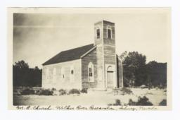 Walker River Reservation, Methodist Episcopal Church, Schurz, Nevada